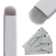 High Quality U Microblading Needle / Permanent Makeup Needle
