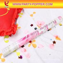 Party Supplies Party Popper pour célébration de mariage Popper