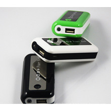 Power Bank with Capacity Display and Light