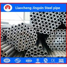 Tubo soldado de aço carbono ERW chinês