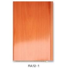 Panneau mural en bois PVC (16cm-RA12-1)