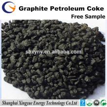 GPC 98,5% Graphit-Petroleumkoks / kalzinierte Haustier-Koks