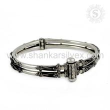 Bracelet traditionnel bijoux en argent à la mode bijoux en argent 925 bijoux en argent grossiste