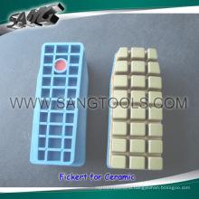 L140 Diamond Abrasive Resin Fickert (SA-043)
