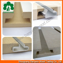 7 Grooves / 15 Grooves of Melamine Slotted MDF Board 18mm