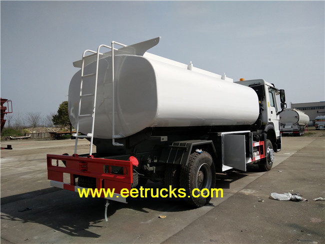 Fuel Transport Truck
