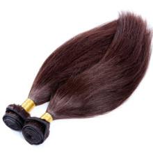Индийский 100 необработанные человека Девы Реми наращивание волос