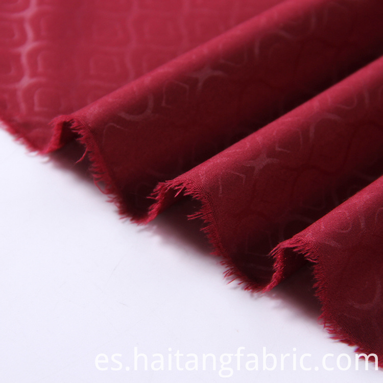 Polyester Material Embossing Fabric