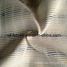 Luxury 100%Cotton Jacquard Fabric (QF13-0737)