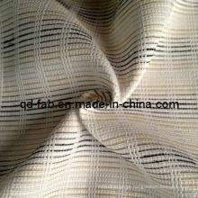 Tela luxuosa do jacquard do algodão de 100% (QF13-0737)