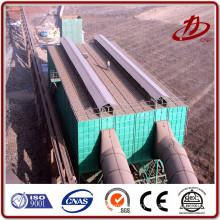 Dust collectors manufacturer bag filter for asphalt plant