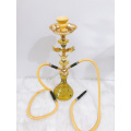 Crystal tobacco pole-shaped water tobacco kettle