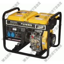 Diesel Generator with Recoil or Electric Starting System and WE178F Engine