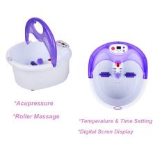 Massager do corpo do Massager da cuba dos TERMAS do pé do aquecimento do rolo