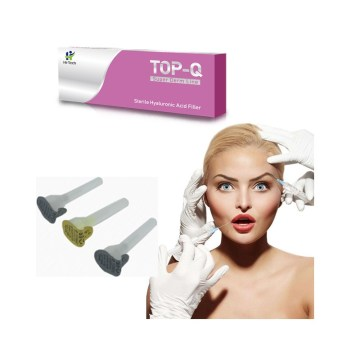 Top-Q Fine Type Dermal Filler Hyaluronic Acid Injection For Face