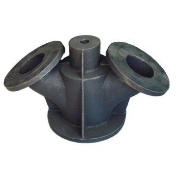 Peça de fundido de aço usada na estrada de ferro