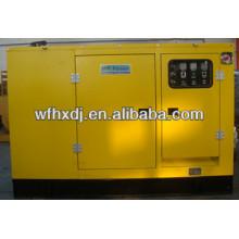 Low price! hot sale 58kw silent Deutz diesel generator with CE