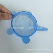 Capa de silicone para copos