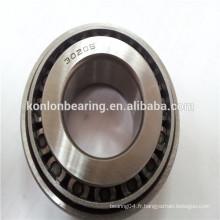 Roulement à rouleaux coniques 535 / 532X de haute qualité