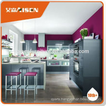 Fine appearance factory directly prefab kitchen furniture for Philippines market