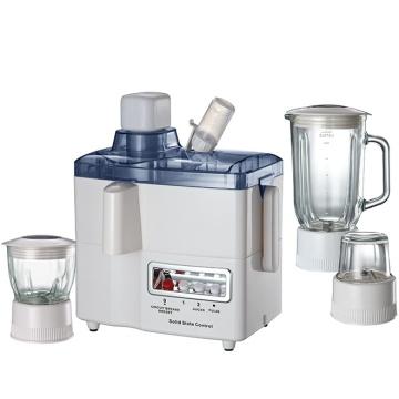 Melhor processador de alimentos de 4 copos com liquidificadores de vidro