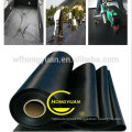 2.0 mm Thickness EPDM Waterproof Rubber Membrane for Roof/ Planting Roof /Basement /Underlayment with ISO