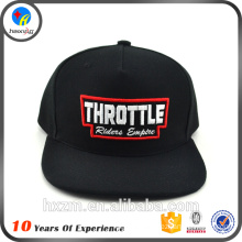 China Factory Embroidered Hip Hop Hat Custom