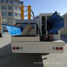 Hydraulic Sanxing K Q Span Bending Roof Forming Machine