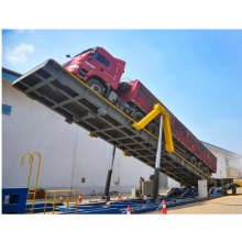 Movable Hydraulic Truck Tipper