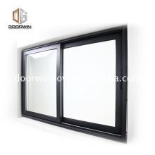 4-х панельное раздвижное окно 2017 вертикальный алюминиевый