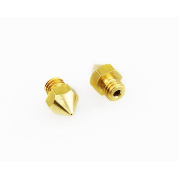 Kustom OEM CNC Machining Brass Screws
