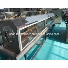Plastic Extruder PE/PP/PPR Pipe Extrusion Machine Line