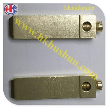 Chinesisch Hersteller Ganzer Verkauf Messing Schrapnell, Messing Kontakte Elektrisch (HS-BS-002)