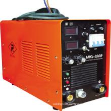 Усовершенствованный IGBT инверторный сварочный аппарат MIG с отдельным проводом (MIG-200F / 270F / 350F / 500F)