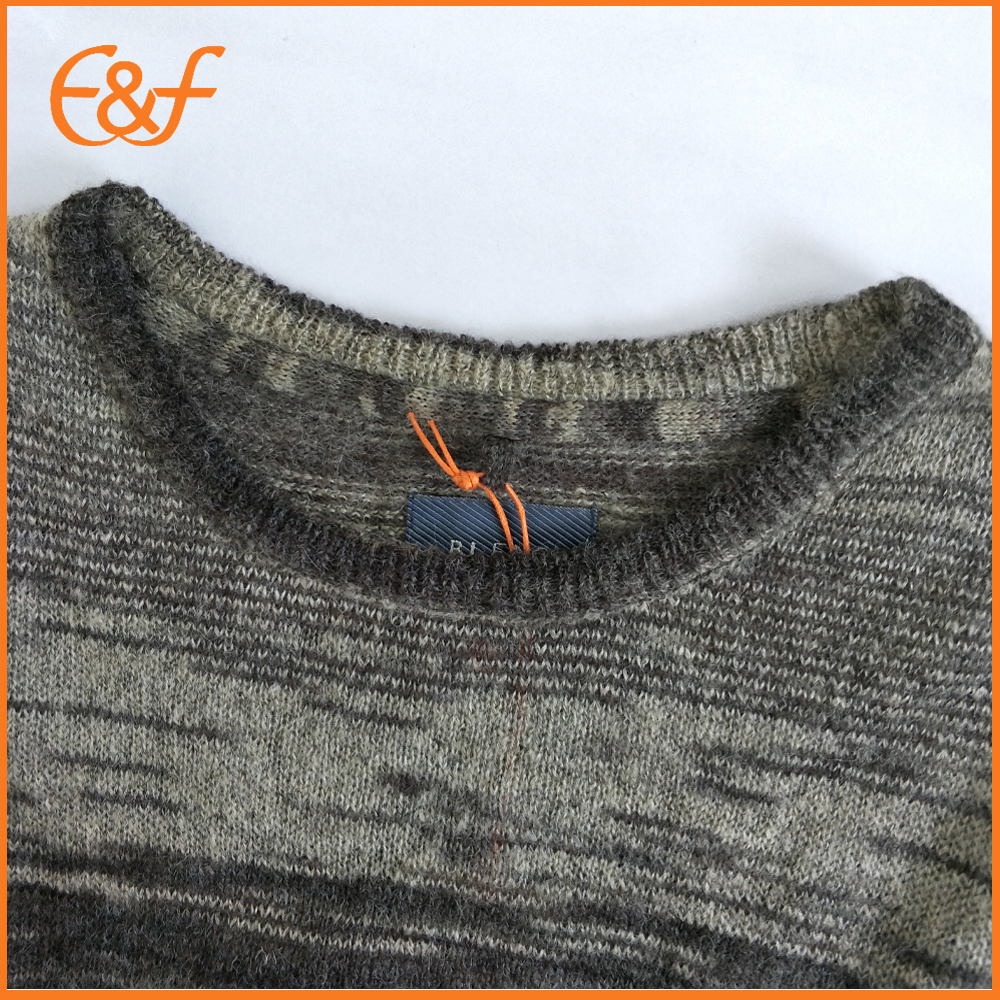 woolen design sweater