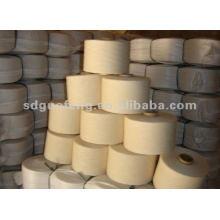 100% coton peigné filé pour le fil de tissage