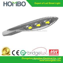 135lm / w llevó el fabricante de China de la iluminación de la calle con el sensor de movimiento