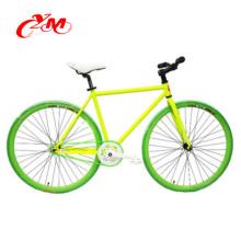 2015 new bike single speed cheap bike fixed gear/fixed gear bicycle wholesale