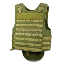 Tactical Molle Vest com padrão SGS para militares