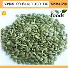 Nombres de los productos alimenticios: semillas de calabaza Shineskin