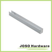 Frameless Sliding Shower Door Header Extrusion (AL102)