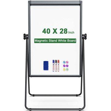 Flipchart U Stand Whiteboardc pour la présentation de table