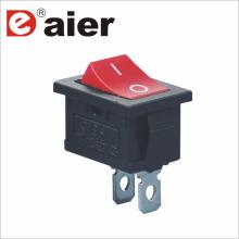 Mini interruptor de eje de balancín KCD1-101