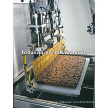 Máquina de corte de queijo ultra-sônico