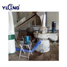 Vertical Ring Die Pellet Press Machinery