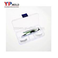 Custom High quality false eyelash box Eyelash packaging container with black colors