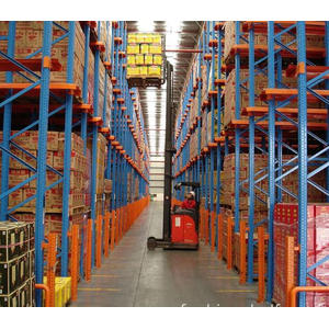 Drive in Selective Pallet Racking System