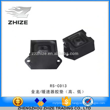 Bus apare part RS-C013 Retarder rubber sleeve for Kinglong