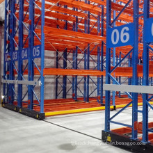 Electrical Movable Heavy Duty Pallet Racking