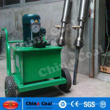 Hydraulic miniing rock splitting machine with high quality